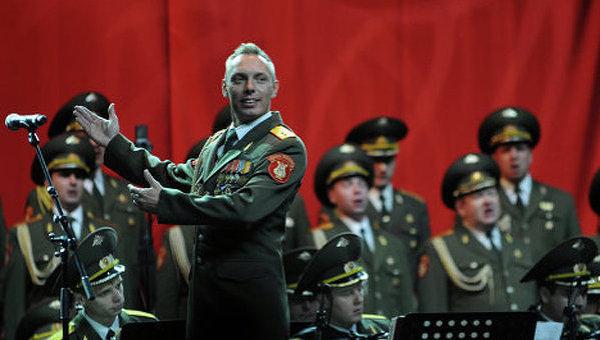 Академический ансамбль песни и пляски Российской армии имени А. В. Александрова, архивное фото