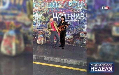 В Москве можно сфотографироваться с цифровыми двойниками исторических личностей