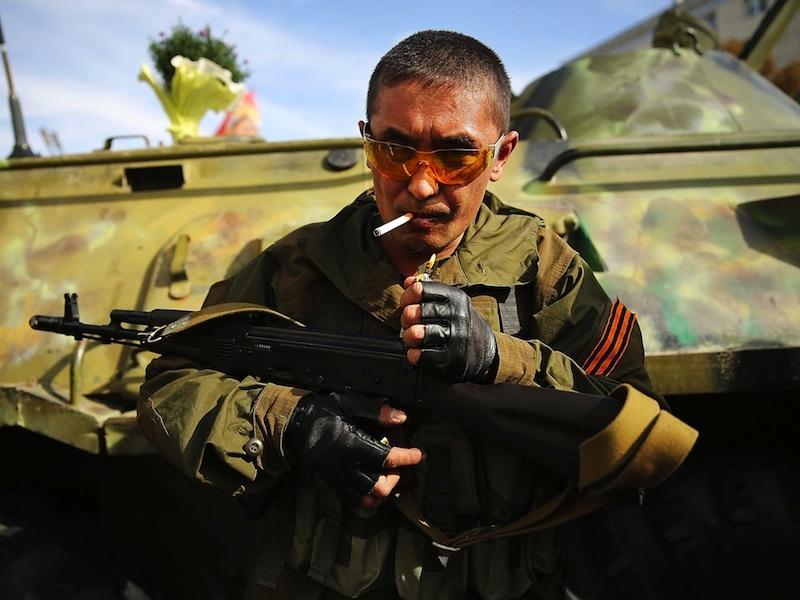 ТОП Сводка от сил Сопротивления по состоянию на 22.00 мск  30 сентября 2014 г