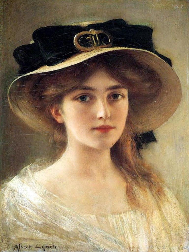 Гимн женской красоте в творчестве Альберта Линча