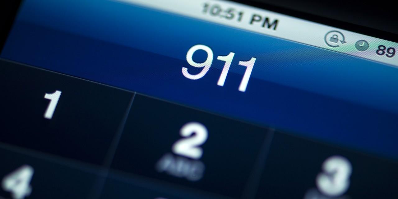 Звонок американки в 911 женщина, звонок, пицца