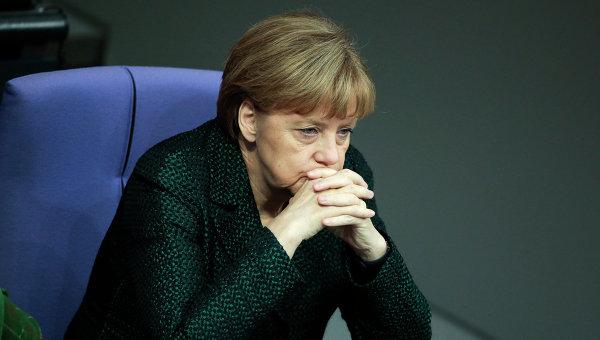 Ангела Меркель ужесточает свою позицию по конфликту на Донбассе