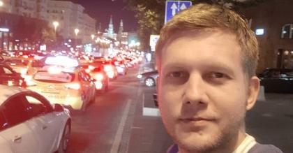Борис Корчевников стал крест…