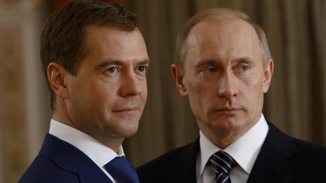 """Ай да Путин, ай да сукин """"его сын"""" Медведев!"""