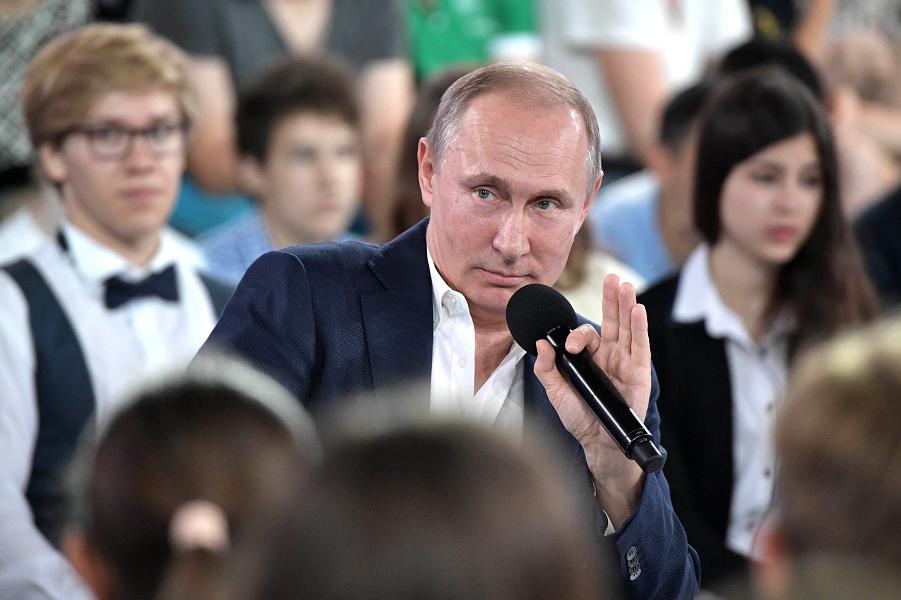 Путин меняет поколения. Ведущий тренд в правящей верхушке