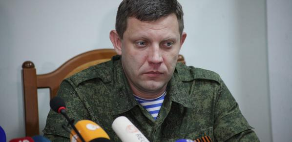 Захарченко: Телами солдат ВСУ забиты холодильники мясокомбинатов
