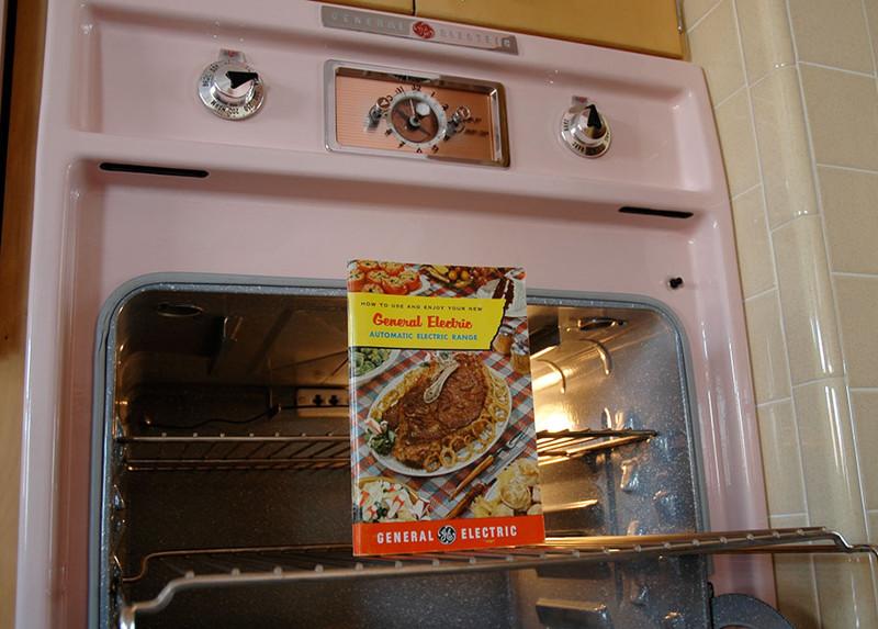 Кухня 1956 года кухня, ретро