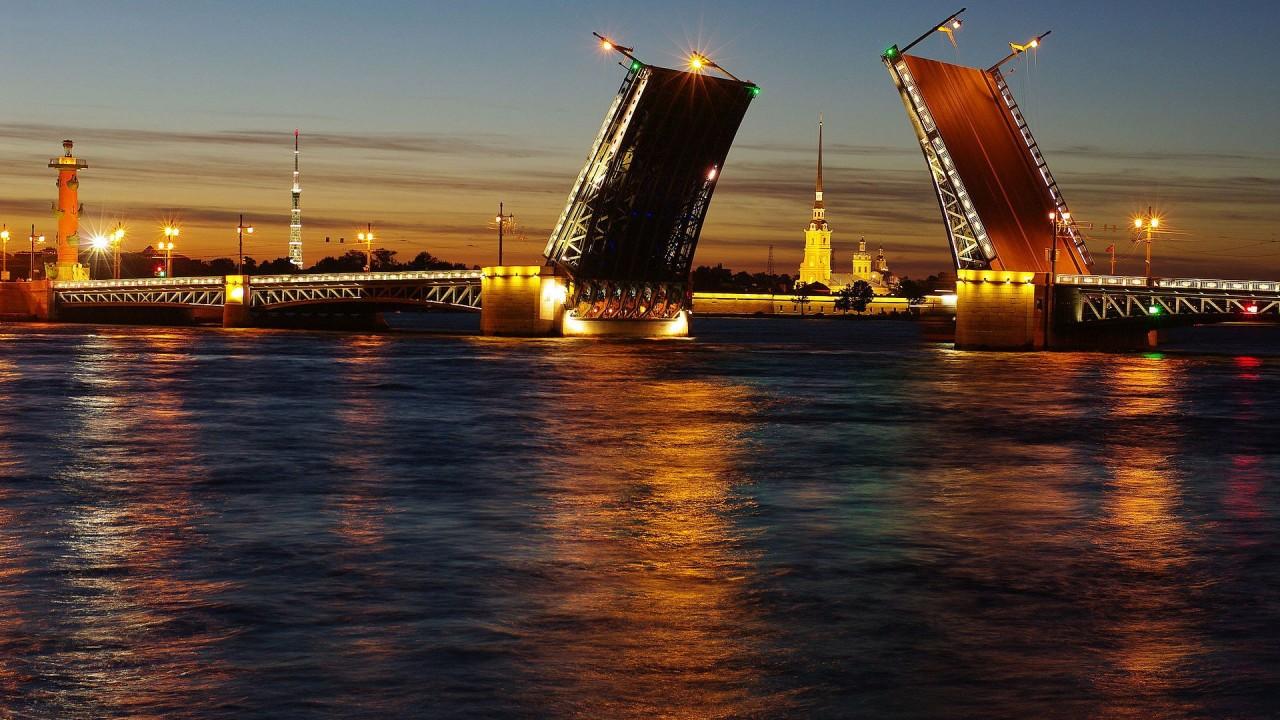 В Петербурге может появиться гигантский подводный памятник Петру I