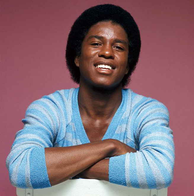 "И брат его тоже хорошо пел...Jermaine Jackson - ""When the rain begins to fall"""