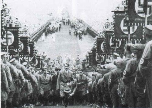 """""""Подъём NSDAP"""". Е.Съянова. """"Как появился фашизм Гитлера?"""""""