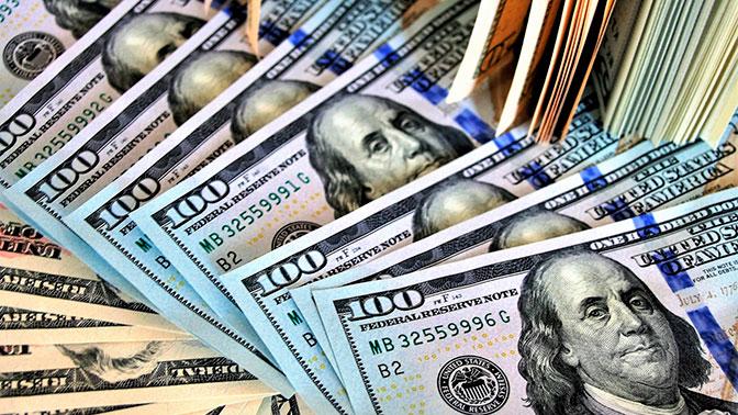 Госдолг США при Трампе вырос на 2 триллиона