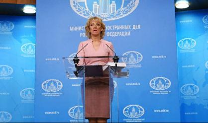Мария Захарова процитировала Бабченко, комментируя штраф «Интеру» за трансляцию концерта на 9 мая
