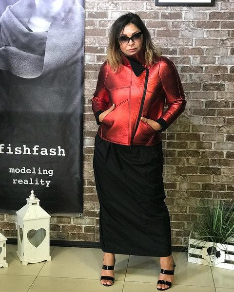 6 осенних курток для женщин 40-50 лет + цвета