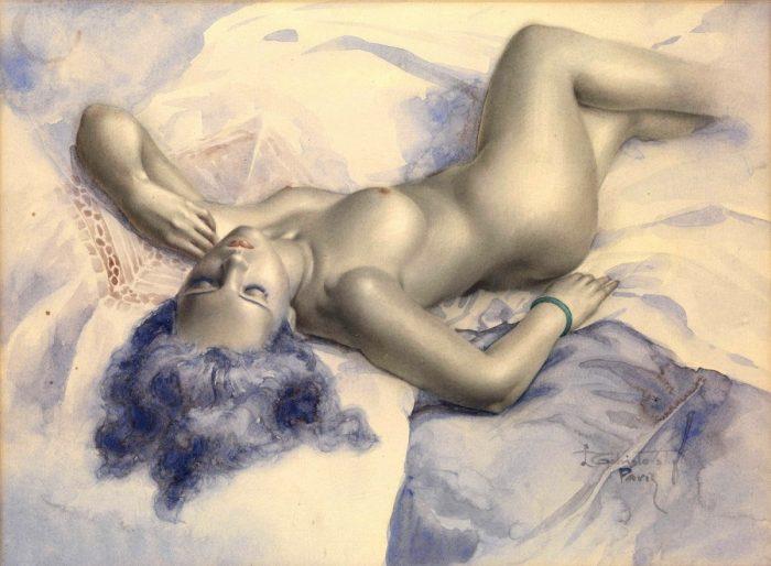 художник Лев Чистовский (Lev Tchistovsky) картины - 16