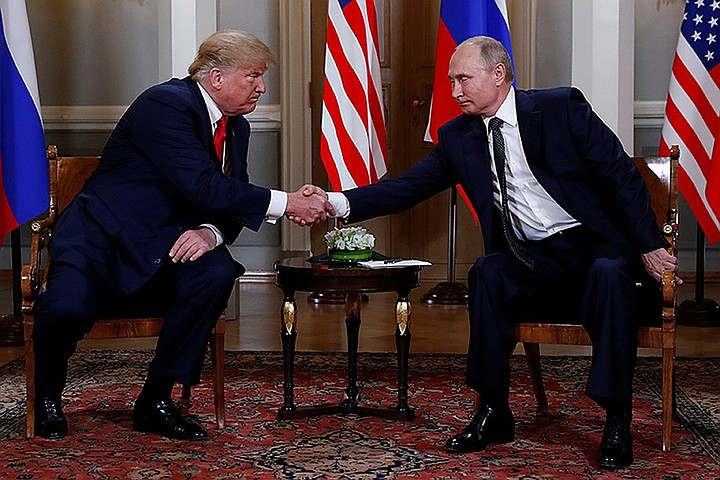 Финляндия потратила на встречу Путина и Трампа 5,7 млн евро