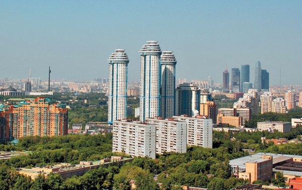Большая, новая Москва: истор…