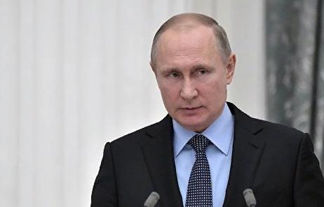 Путин продлил действие продэмбарго