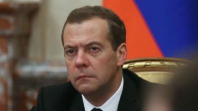 Медведев уволил отвечающего …