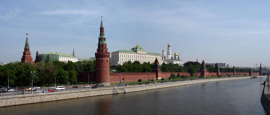 Московский Кремль. Часть 1. История.
