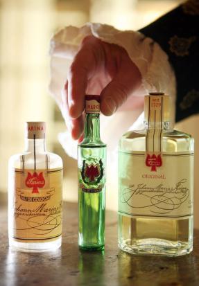 Спиртосодержащее лекарство или душистый напиток...История Кельнской воды