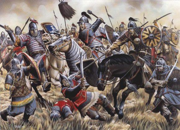 Монголы и Русь
