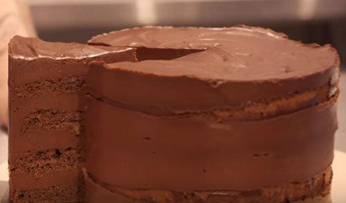 Вкусный шоколадный торт рецепт для шокоманов