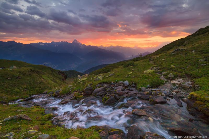 Красивые пейзажи. Фотограф Антон Петрусь Антон, Петрусь, пейзаж, фотограф
