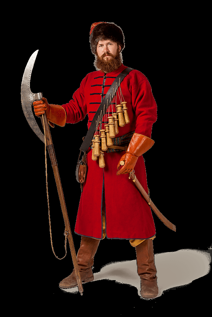 Стрельцы Московского царства