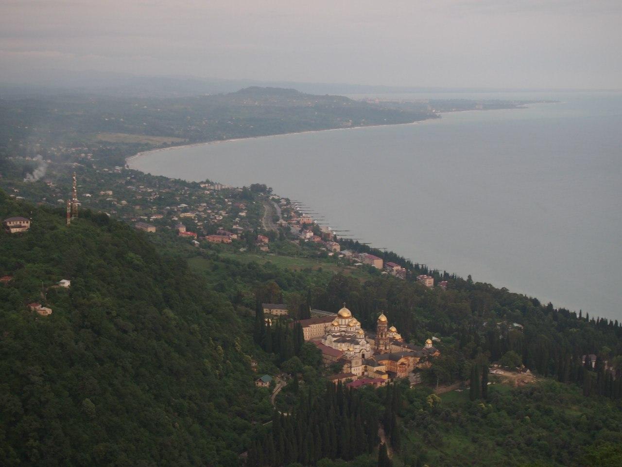 Абхазия-страна чудес