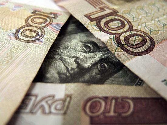 100 рублей за доллар: аналитики предрекают бирже «идеальный шторм»