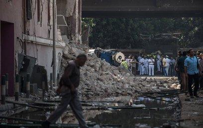 Полиция Египта задержала подозреваемого в организации теракта в Каире