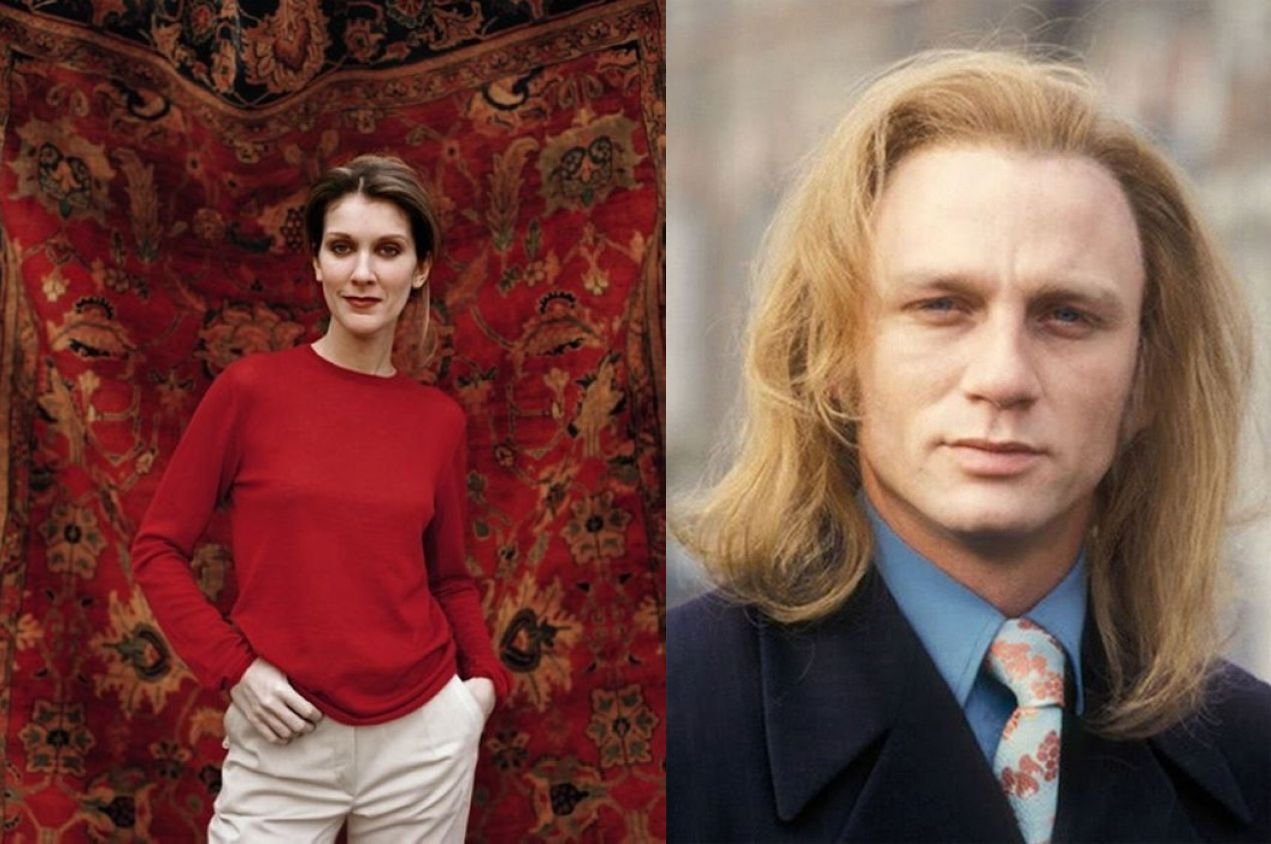 Фото знаменитостей из 90-х о которых нужно забыть брэд питт и дженифер энистон