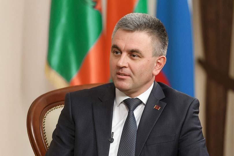 Президент Приднестровья высо…