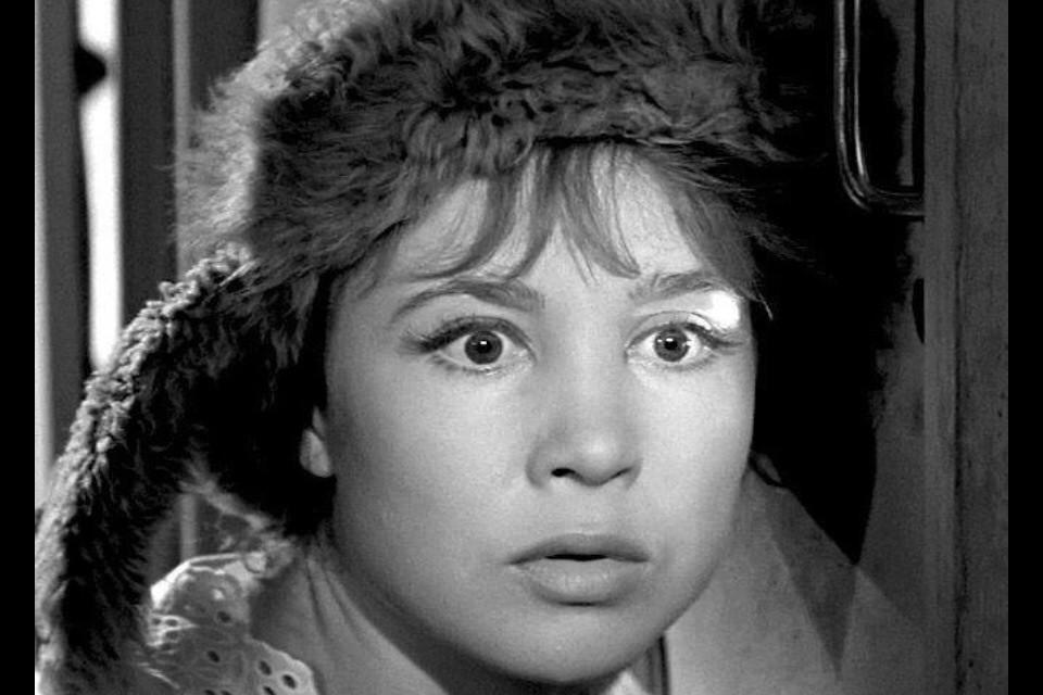 Надежда Румянцева актер
