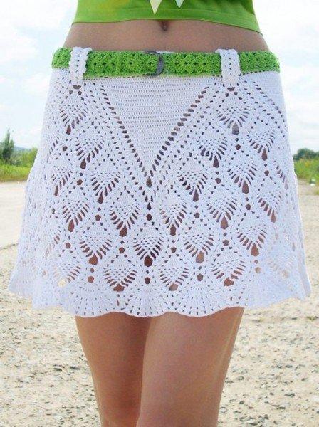 И еще интересные юбки