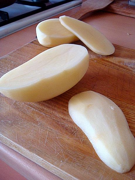 Очень вкусные картофельные сундучки