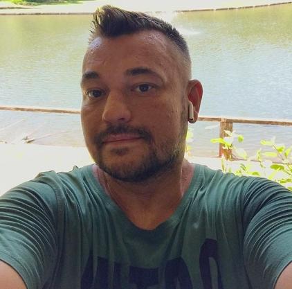 Сергей Жуков сильно похудел