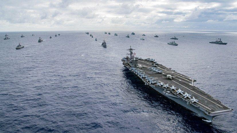 В России ответили на призыв адмирала США нанести «первый удар» по РФ