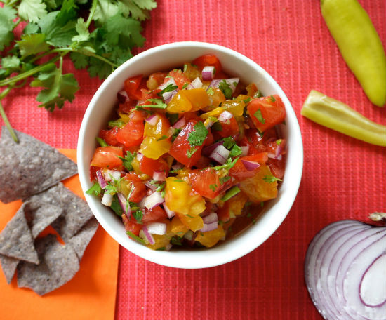 10 лучших рецептов сальсы