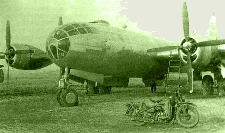 Первый советский стратегический бомбардировщик