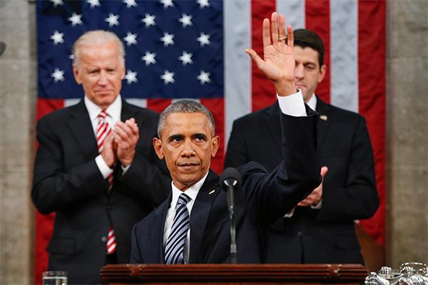 Речь Обамы вызвала скандал в Америке