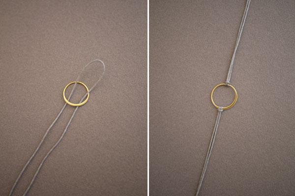 макраме браслеты