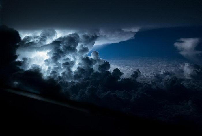 Волшебные снимки из кабины пилота Santiago Borja Lopez