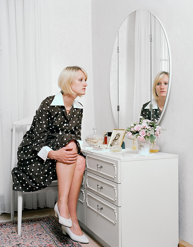 Мамины ботинки, женщины трех поколений Нина Рёдер, Nina Röder