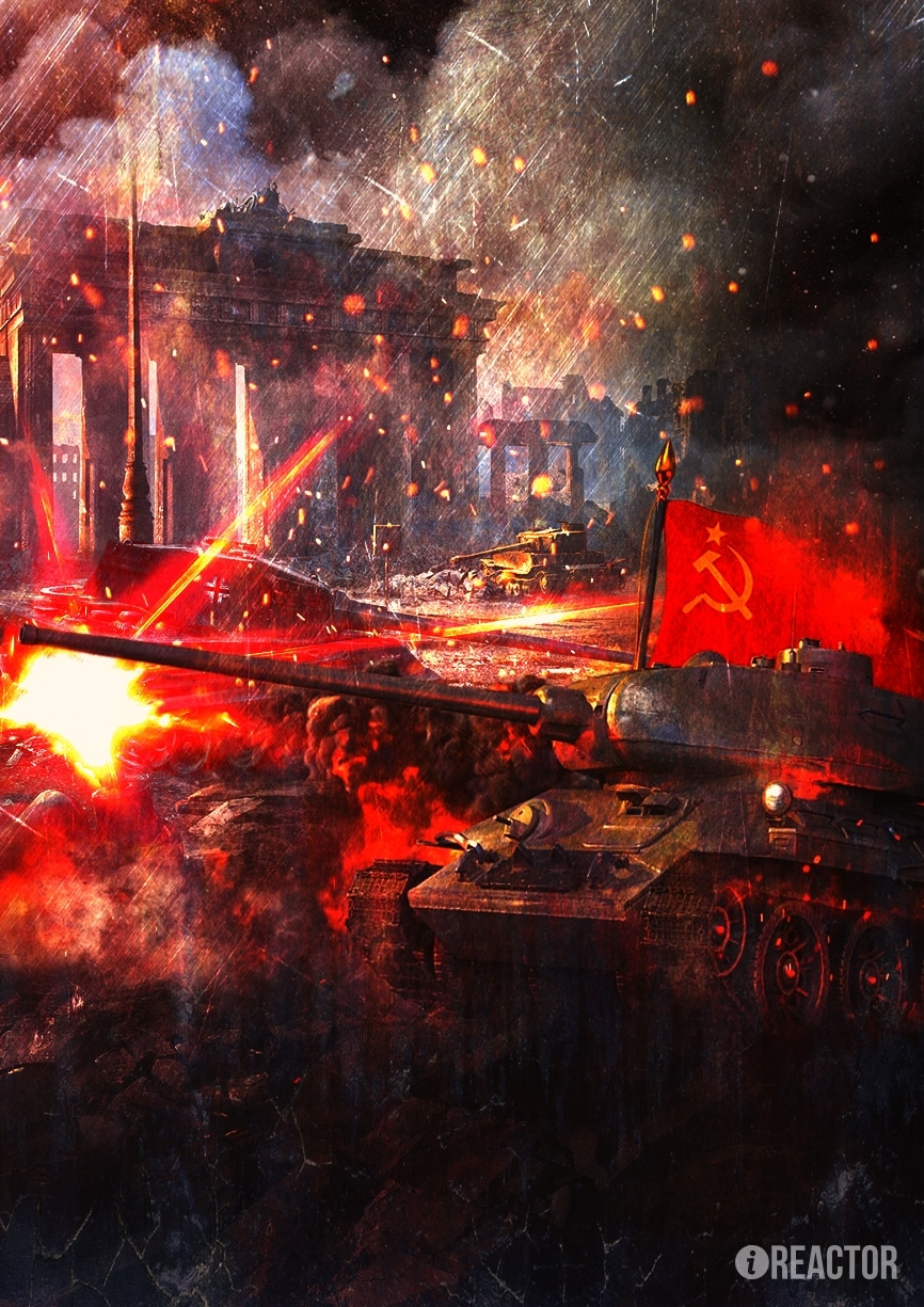 Т-34 в боях против американцев