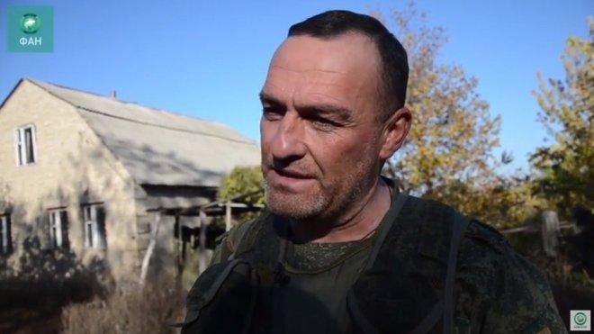 «Подло, ударом в спину»: офицер Народной милиции ДНР об убийстве Захарченко и его последствиях