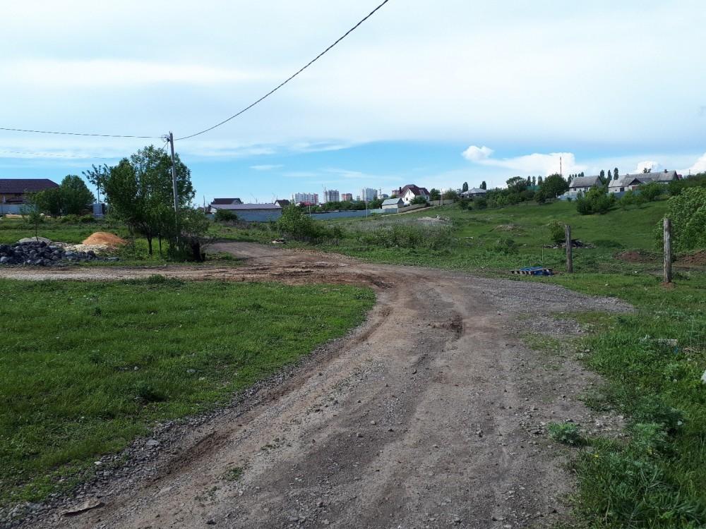 К селу в Липецкой области ведет дорога-невидимка