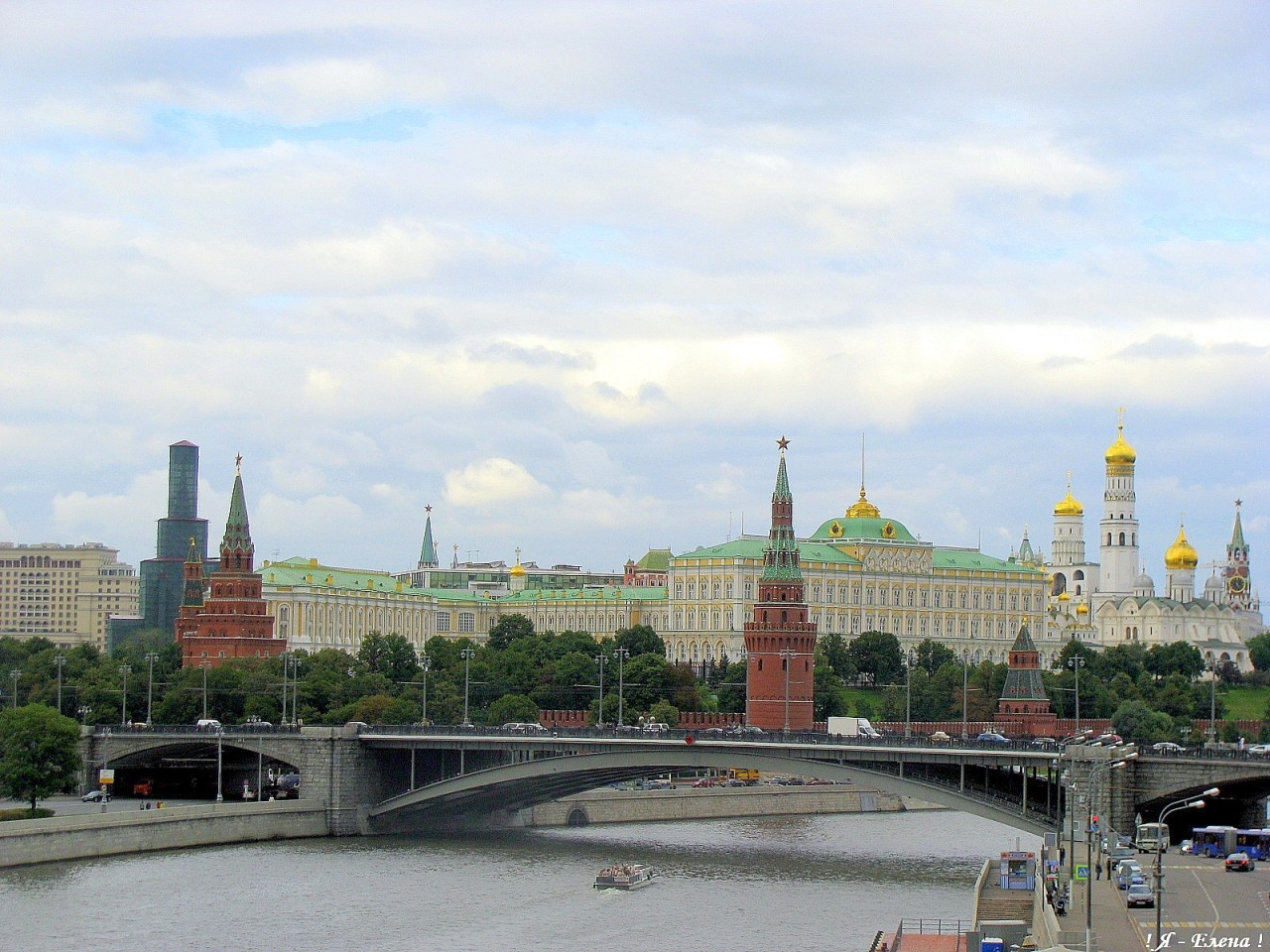 Все дороги ведут в Москву. Взгляд с периферии)))