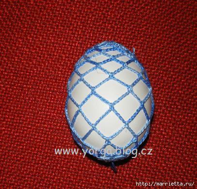пасхальные яйца. обвязка крючком (1) (406x389, 137Kb)