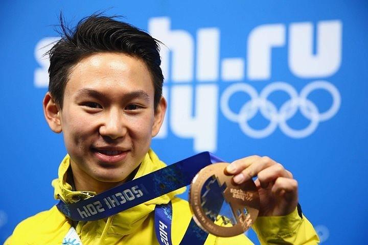 Глава МОК отреагировал на смерть бронзового призера Олимпиады в Сочи Дениса Тена